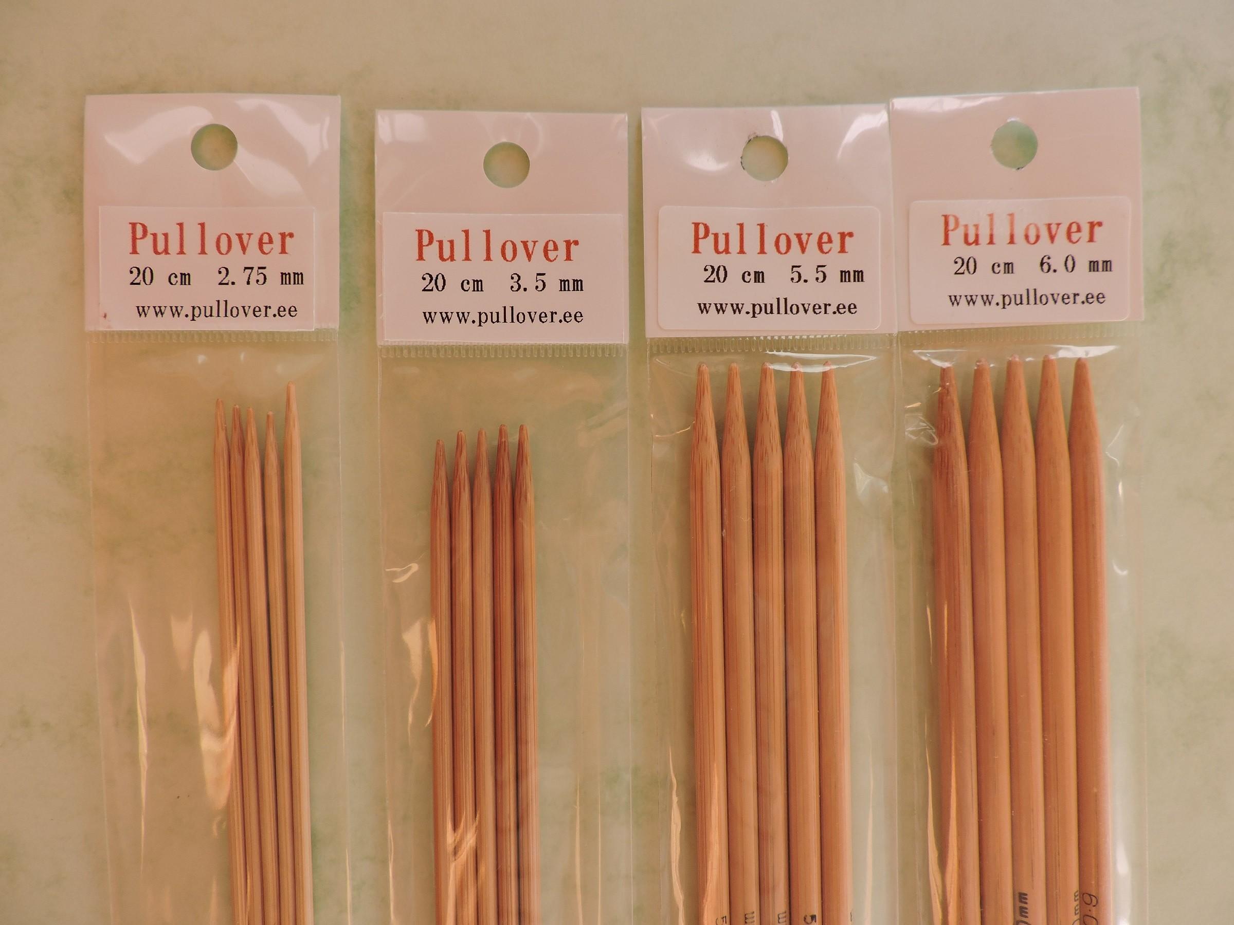Bambusest sukavardad